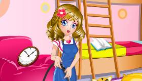 Juegos de limpiar gratis para chicas!