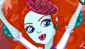 Lorna McNessie Monster High
