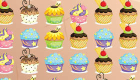 Combo cupcakes