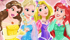 Miss Princesa Disney