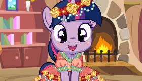 Maquillar en My Little Pony