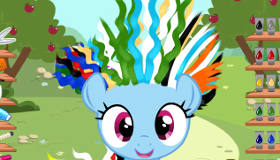 Peluquería de My Little Pony