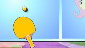 Ping pong de My Little Pony