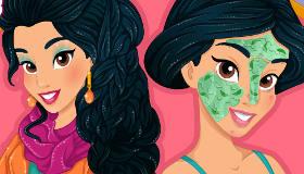 Jasmine la princesa Disney