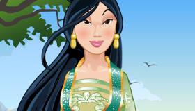 Vestir a Mulán