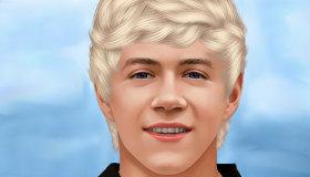 Niall Horan para vestir