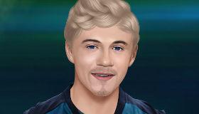 Peinar a Niall Horan