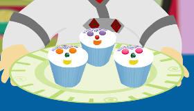Tienda de pasteles de Navidad