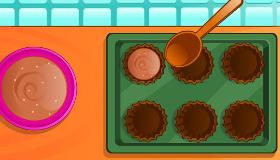 Cómo hacer cupcakes de nocilla