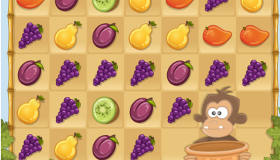 Frutas Candy Crush