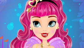 C. A. Cupid de Ever After High