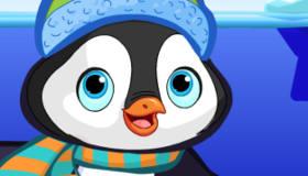 Pingüinos antárticos