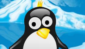 Restaurante de pingüinos