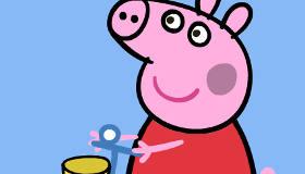 Juegos de Peppa Pig gratis para chicas