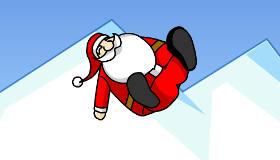 Especial Navidad- Catapulta a Papá Noel