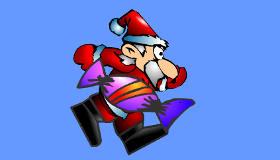 Especial Navidad- Llena la cesta de Papá Noel