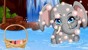 Elefantes para niños