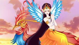 Phœnix Princess Dress up