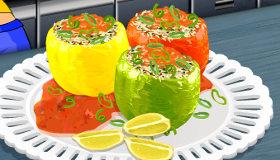 Cocina con Sara vegetales