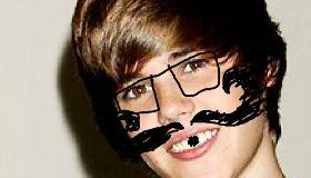 Juega con Justin Bieber