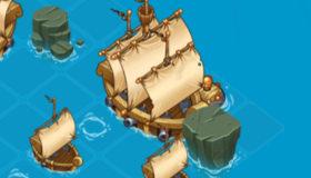 Piratas al agua