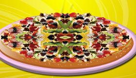 Juego de cocinar pizza