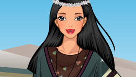 Pocahontas Princesa Disney