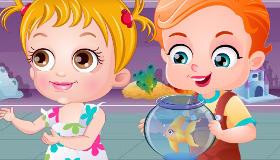 Juego de niñera para chicas