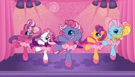 Mi Pequeño Pony baila