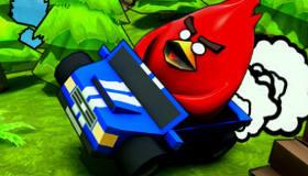 Carreras de Angry Birds