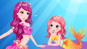 Princesas sirenas