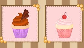 Camarera de Cupcakes