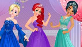 Vestidos de princesa Disney para el baile