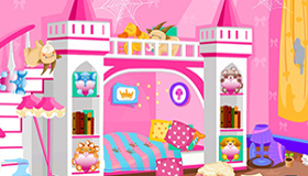 La habitación de Very Fairy Princess