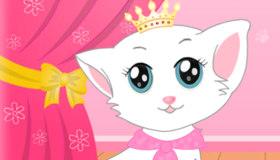 La gatita blanca