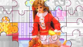 Puzle de Barbie