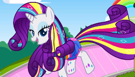 My Little Pony Rainbow Power juegos