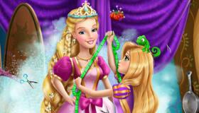 Rapunzel modista de moda