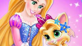 Rapunzel Palace Pets