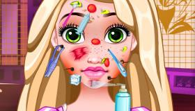 Rapunzel limpieza facial