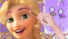 Maquillar a una novia Disney