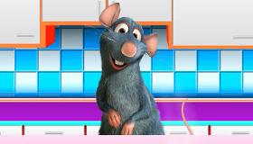 Ratatouille Cocina