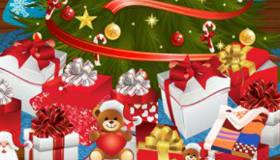 Juego de Navidad para chicas