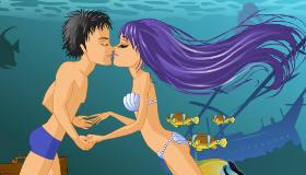 Besos bajo el mar