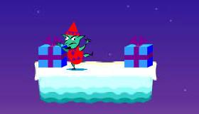 Juego de aventuras de Papá Noel