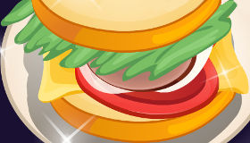 Juego de cocinar sándwiches