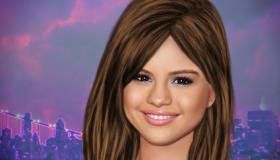 Juego de cambio de look de Selena Gomez