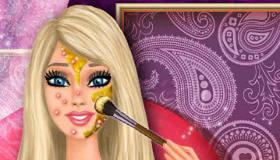 Cambio de look real de Barbie