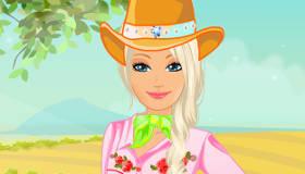 Barbie vaquera de Equestria