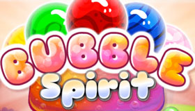 Bubble Shooter de Los Pitufos